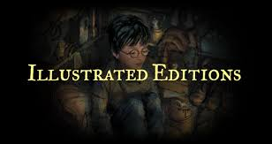 what happened to the main harry potter characters after deathly  illustrated editions