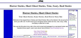 best sites for scary ghost stories high five sites horror stories short ghost stories