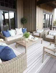 studio mcgee teak patio furniture