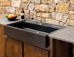 outdoor kitchen sink and cabinet ideas also with images