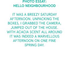 neighbourhood essay essay on neighbourhood services stonewall services
