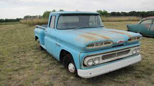Truck chevy 1960 truck : Lambrecht Chevrolet classic auction update: The trucks of the sale ...