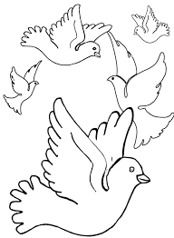 Small Picture Pigeon Coloring Pages Coloringpages1001com