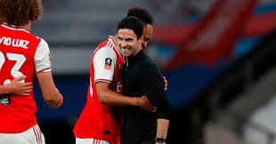 In 2019, manchester city secured the trophy after defeating watford by six goals to nil. Arteta Gives Update On Aubameyang Future As Arsenal Reach Fa Cup Final