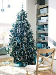 Christmas With Christmas Tree And Green Christmas Ornament Also Green Gift  Mixed White Fur Rug Ideas