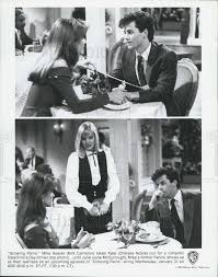 kirk cameron and chelsea noble growing pains. Plain Pains 1990 Press Photo Kirk Cameron And Chelsea Noble Star In  And Growing Pains