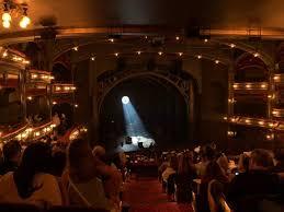 Lyric Theatre Section Dress Circle L Row K Seat 1 Harry