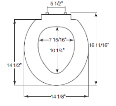 round toilet seat dimensions. toilet round seat dimensions 0