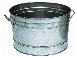 image of steel bathtubs coated in porcelain