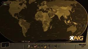 Deus Ex Random World Map Found In Office Found In The Ga