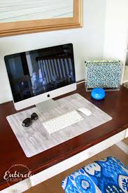 how to make a custom desk pad just a few steps it