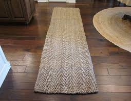 image of pottery barn henley rug for hallways idea