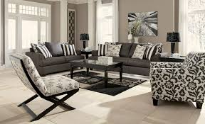 Quality Living Room Furniture Levon Charcoal Living Room Set From Ashley 73403 Coleman Furniture