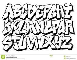 Simple Graffiti Letters Basic Graffiti Letters  Graffiti Art Gallery ...