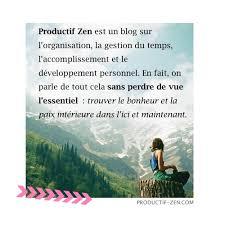Découvrez Le Blog Productif Zencom Love Business Inspiration