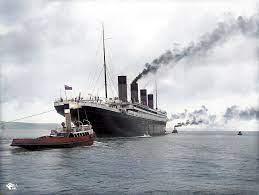 Die mit MyHeritage In Color™ zum Leben erweckte Titanic - MyHeritage Blog