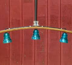 wine barrel lighting. insulator light chandelier wine barrel stave lighting c