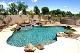 Backyard Designs With Pool Stunning Swimming Pool Ideas For Backyard Backyard Pool Designs Landscaping