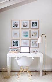 DIY Home Office Decor Ideas - DIY Instagram Gallery Wall - Do It Yourself  Desks,
