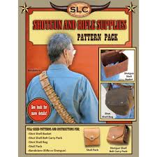 springfield leather company shot and supplies pattern pack for