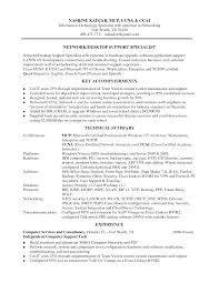 Network Support Resume Sample Bunch Ideas Of Computer Networking And Technical Support Resume Cute 15