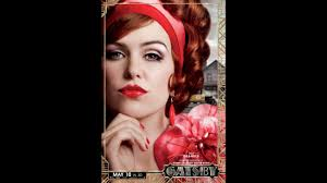 the great gatsby isla fisher inspired make up tutorial you