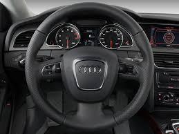 Image: 2008 Audi A5 2-door Coupe Auto Steering Wheel, size: 1024 x ...