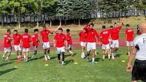 تابع الآن مباراة منتخب مصر واسبانيا اليوم بدون تقطيع في دوري أولمبياد طوكيو  Tokyo Olympiad 2021 - كورة في العارضة