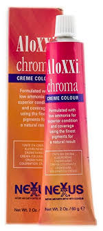 Amazon Com Nexxus Aloxxi Chroma Creme Colour Hair Color