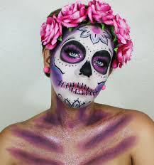 mua noris hiciano teaches how to look like a sugar skull latin times