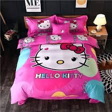hello kitty double duvet set hello kitty bedding set king size whole bedding set suppliers kitten hello kitty double duvet set
