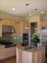 kitchen over the sink lighting installing led recessed lighting light fixtures over island mini recessed