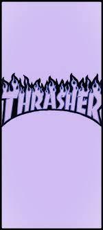 Thrasher, colori, viola, violetto, HD ...