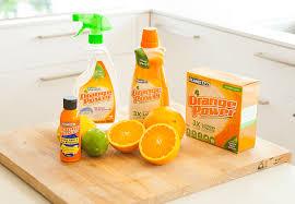 <b>Orange Power</b> - The Greener Cleaner! - Aware Environmental