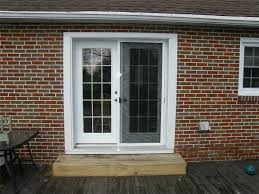 creative of french doors patio with patio french doors with screen
