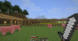 how to make a fence minecraft. Tip: Spider-proof Fence How To Make A Minecraft