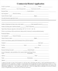 Room Rental Application Commercial Form Ontario Sample Lease ...