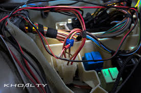 bmw e46 angel eye install khoalty bmw blog tap this wire it is in the same spot for all e46 body