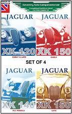 wiring diagram jaguar set of 4 jaguar xk120 xk140 xk150 exploded wiring diagram books 9186 to 9189