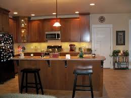 Pendant Light Kitchen Island Attachment Single Mini Pendant Light Over The Kitchen Island