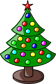 Free Small Colorful Christmas Tree Clip ArtChristmas Trees Small