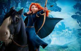 Brave Animated movie Outstanding New ...