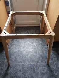 dining table legs and frame