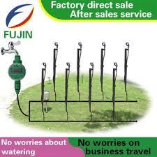 garden irrigation system. DIY Micro Drip \u0026 Spray Irrigation System Auto Garden Watering Global Ship S