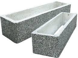 large cement planters. Large Concrete Planter Boxes Box 4 Steps With Pictures Cement Planters For Sale Near Me Sa