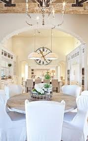 i love the idea of a round dinner table that way it is easy to dining areakitchen diningopen kitchenround dininground kitchen tablescountry