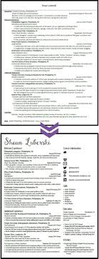 Redesigning Your Resume .