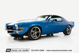 1972 Chevrolet Camaro   Classic Car Studio