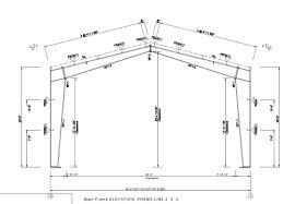 Metal Framing Diagram Step 2 Install The Door Frame Into Rough