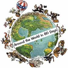 around the world in days essay around the world in 80 days jules verne